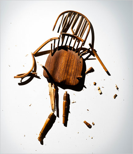 broken chair nyt