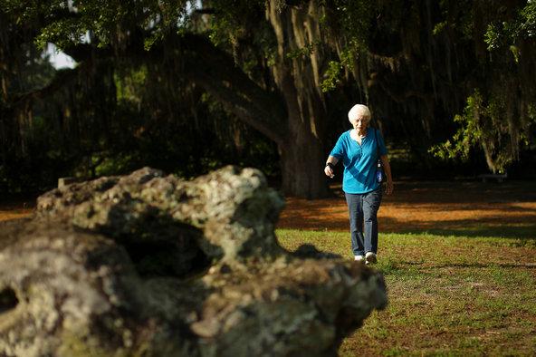 nyt walking senior